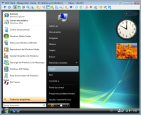 Manejo alejado del ordenador con el sistema operacional Windows®